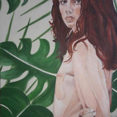 Acrylique sur toile 54x73